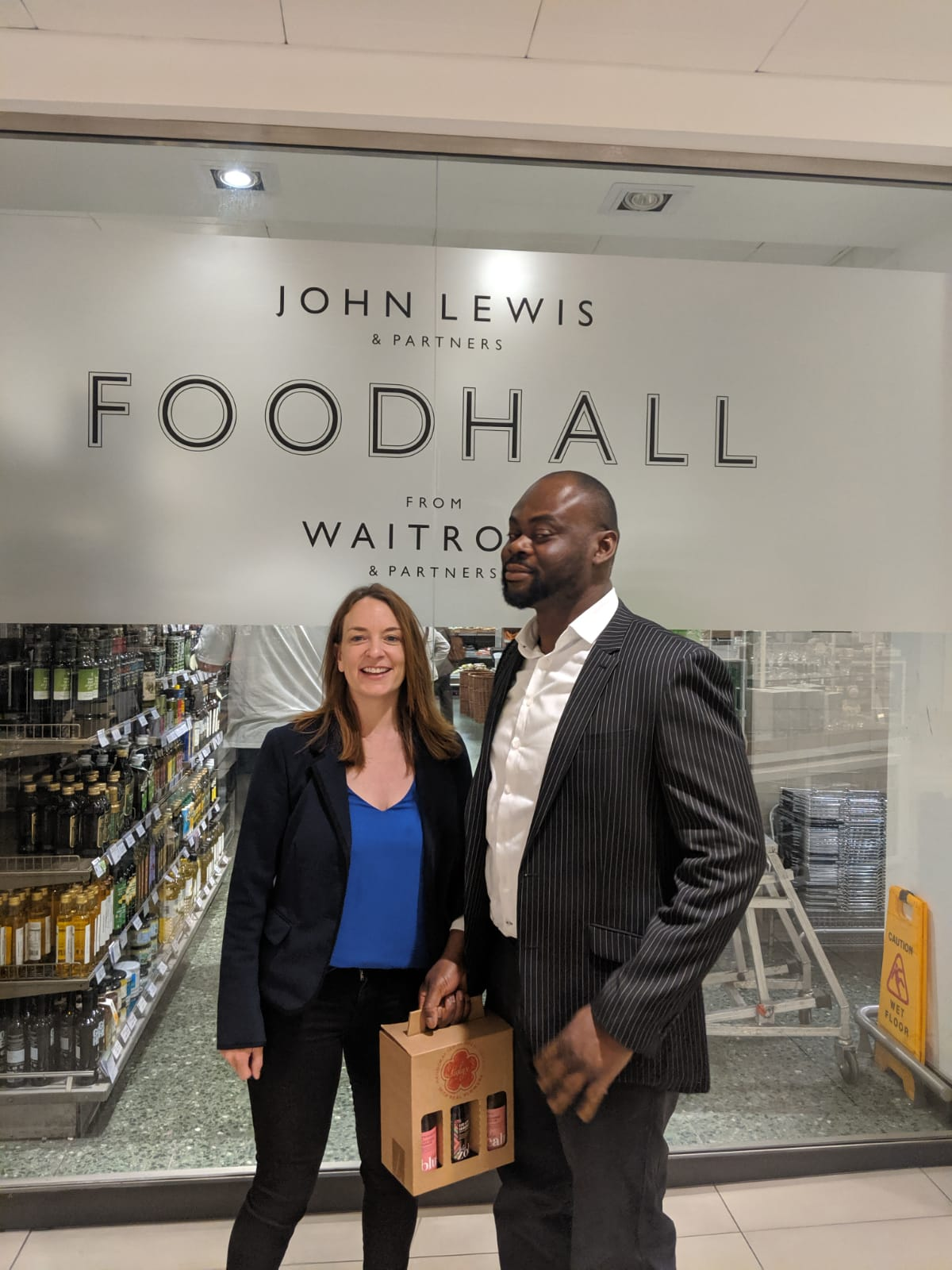 Calyx Drinks is coming to John Lewis & Partners Foodhall